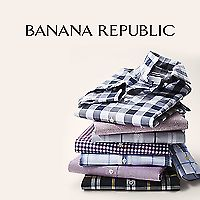Banana Republic | Extra 40% Off All Orders