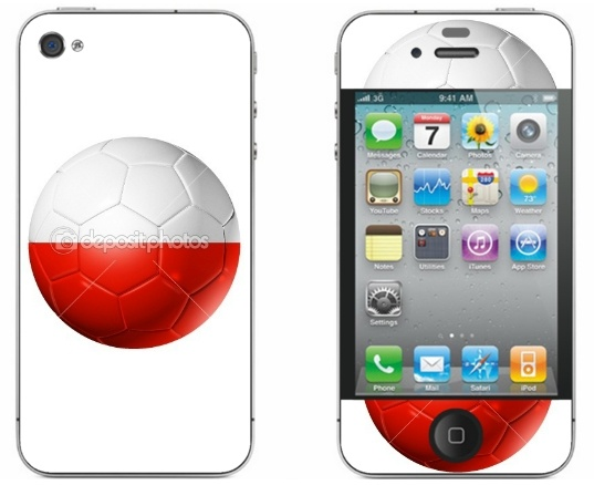 iphone4 skin - 50 ron inclusiv transport