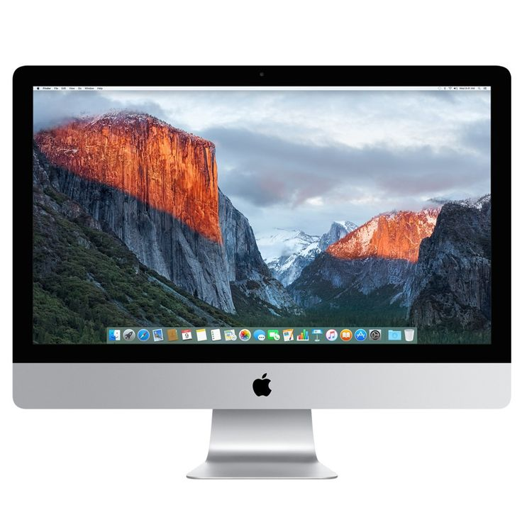 Apple iMac with Retina 5K display MK472B/A All-in-One Desktop Computer, Intel Core i5, 8GB RAM, 1TB Fusion Drive, AMD Radeon R9, 27, Silver on sale in the UK along with best prices on many other computing products for home, gaming and office.