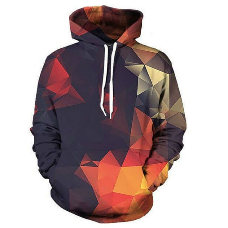 Mens 3D Hip Hop Hoodie - New 2017 //Price: $39.99 & FREE Shipping //     #hashtag4
