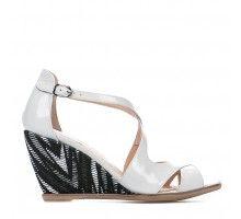 Nu pieds femme - Blanc - HISPANITAS