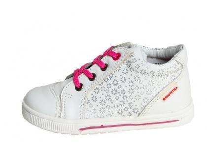 Protetika detská obuv celoročná  ELVIA biela