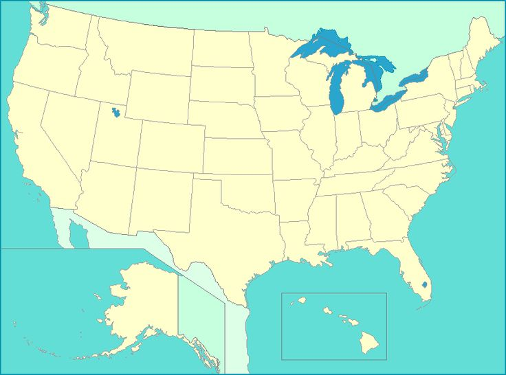 Best United States Map Ideas On Pinterest Map Of Usa Usa - Usa map with state