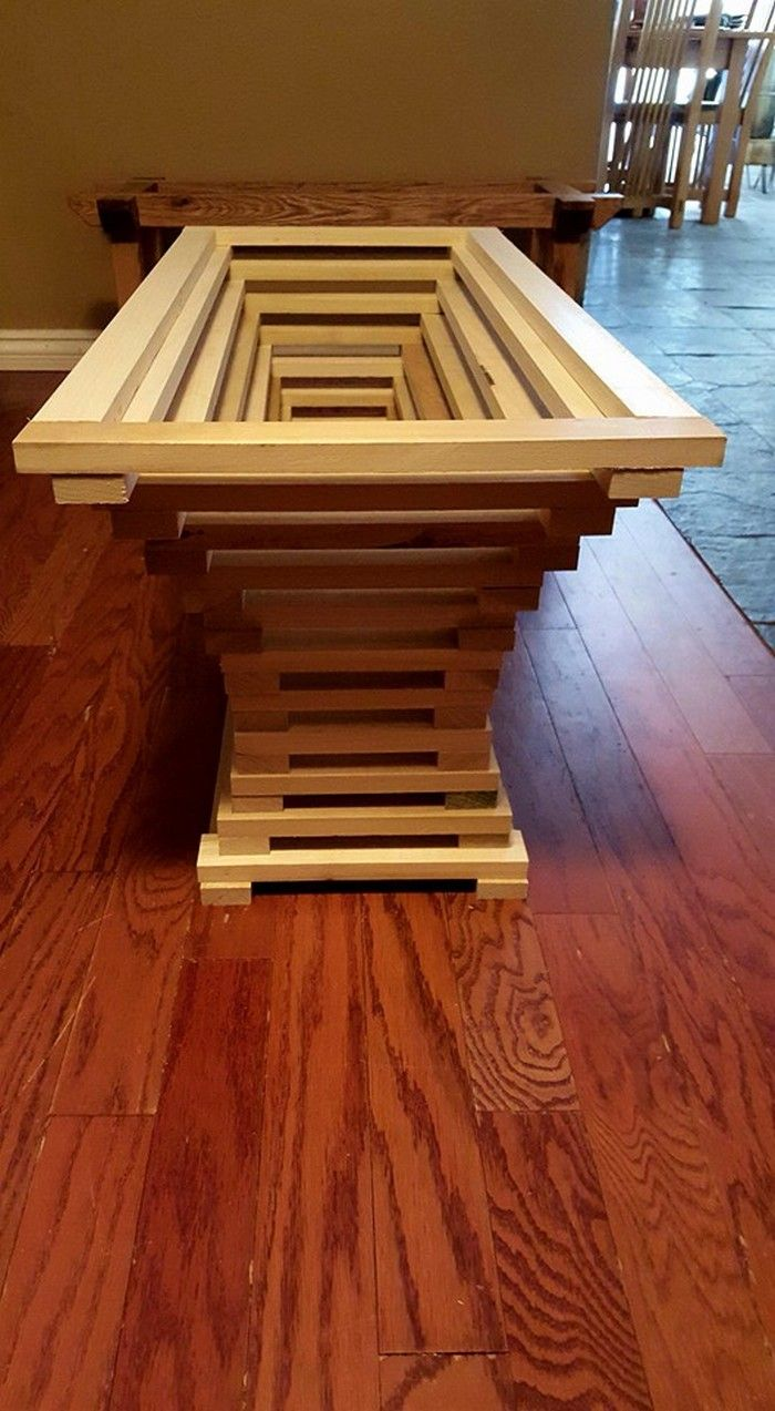 17 Best ideas about Wood Furniture on Pinterest | Reclaimed wood ...