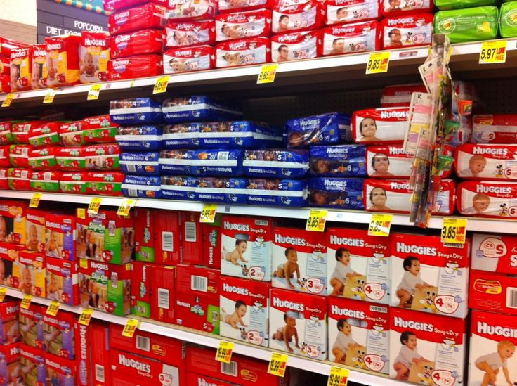 Did you know that every child will go through more than $2,100 worth of diapers? We've put together a huge list of ways to get free diapers to help you offset the cost.