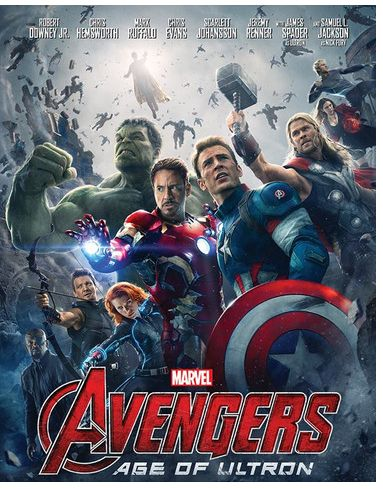 Avengers Age of Ultron 2015 Hindi Movie Download 700MB HD