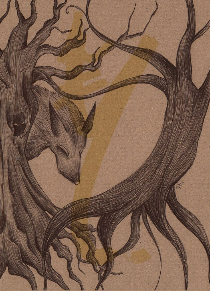 The bad wolf by yrieden92 on DeviantArt
