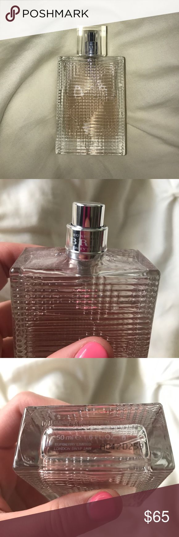 Burberry perfume Burberry Brit Rhythm for Her, barely used! Burberry Other