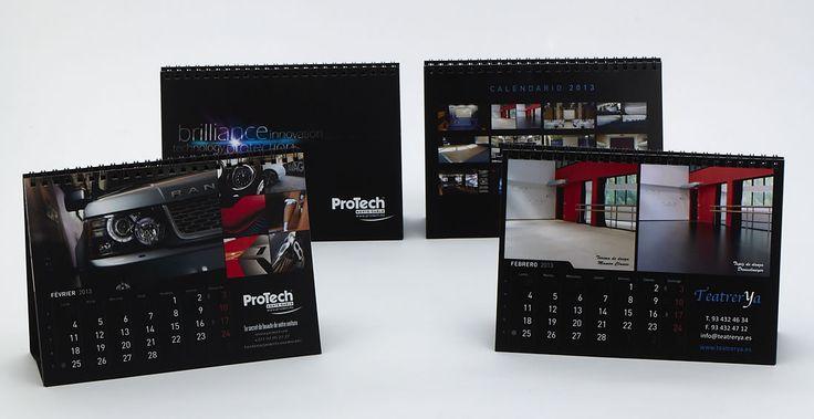 Calendrier Protech  Calendari Teatrerya
