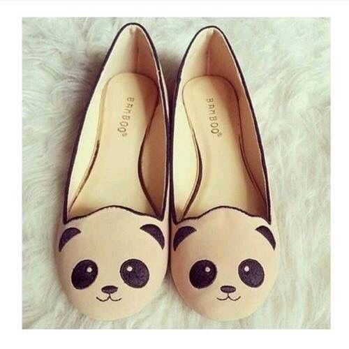 Ballerina panda