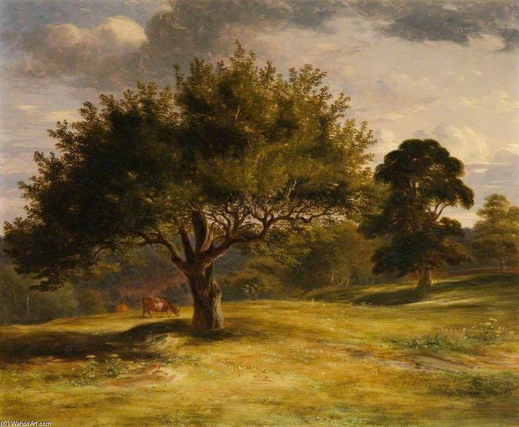 Paysage de James William Giles (1801-1870, United Kingdom)