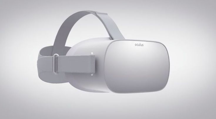Standalone VR Headsets - The 'Oculus Go' Operates Without Cables or a Mobile Phone (VIDEO)
