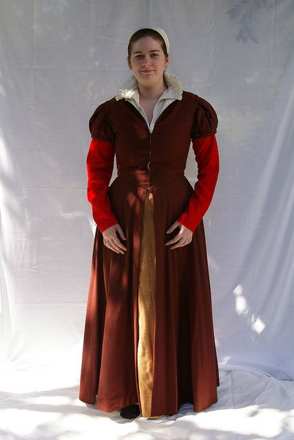 Sixteenth Century Overgown 1 | Flickr - Photo Sharing!