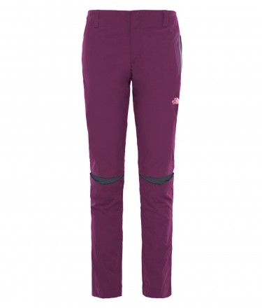 The North Face Women's T-Chino Trousers Pamplona Purple