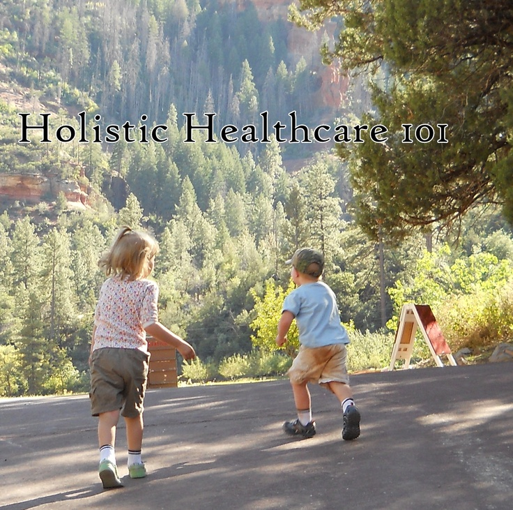 Holistic Healthcare 101 : What, Why, When, How - for normal everyday families