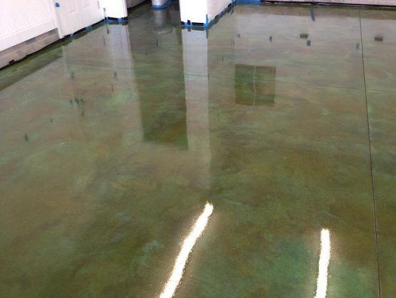 Garage Floor Sealant With Acrylic Sealer | Flooring Ideas | Floor Design  Trends