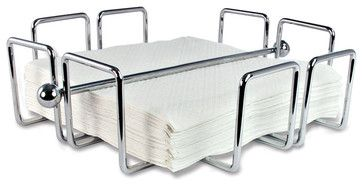 Cuisinox Patio Napkin Holder - contemporary - Napkin Rings - Modern Furniture Warehouse