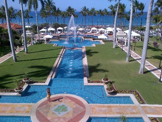 Grand Waliea in Maui - Loved this hotel!  Stayed here with my hubby (Thanks Bill Phillips!)