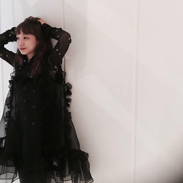 ドレスアップ٩(๑❛ᴗ❛๑)۶  @jupebyjackie @ceciliebahnsen   #lampharajuku  #jupebyjackie