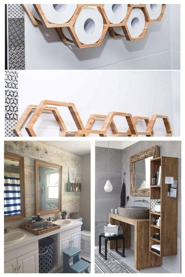 Super Halten Sie Ihr Badezimmer In Ordnung Mit Diesen 20 Organisationsideen Bathroomideasdiy Badezimmer Bathroom Bathroomideasd Diy Bathroom Home Decor Diy