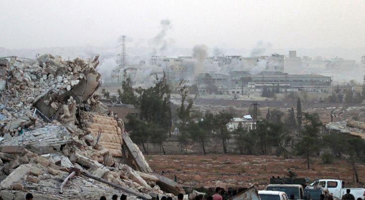 El Este de Alepo se queda sin hospitales:ONU
