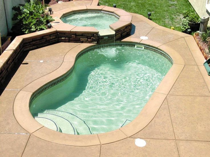 46 Best Viking Spa Images On Pinterest Pool Spa Plunge Pool And Small Swimming Pools