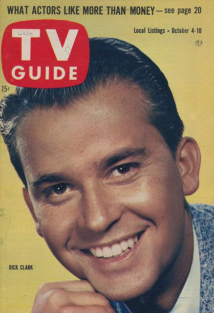 TV Guide - October 4-10, 1958 by The Pie Shops, via Flickr
