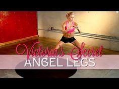 Dünne Beine in 8 Minuten - 9 Übungen