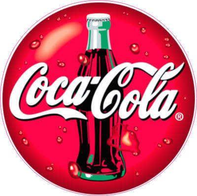 "20"" Coca Cola Coke Concession Trailer Restaurant Refrigerator Bar Sign Decal"