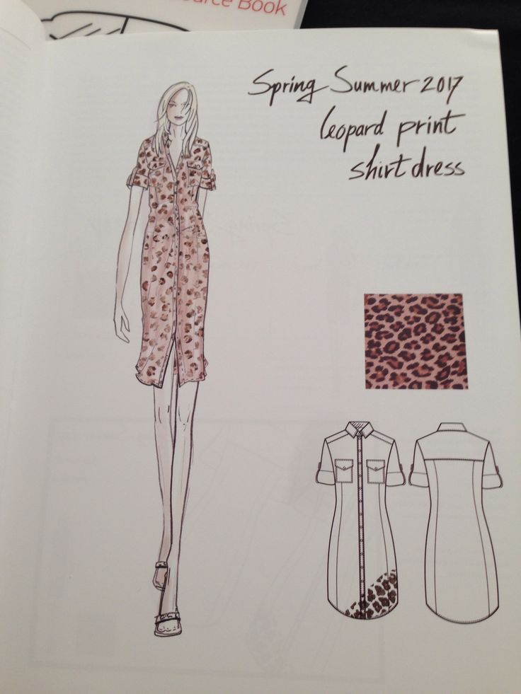 Taken From Technical Drawing For Fashion Design Basic
