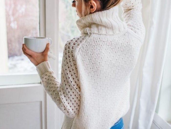 best 10 pull chaud femme ideas on pinterest paris mode. Black Bedroom Furniture Sets. Home Design Ideas