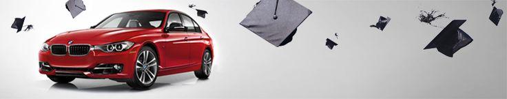 Graduate program at #BMW of Darien http://mooreandscarry.com/automotive-advertising-portfolio/#campaigns-and-branding