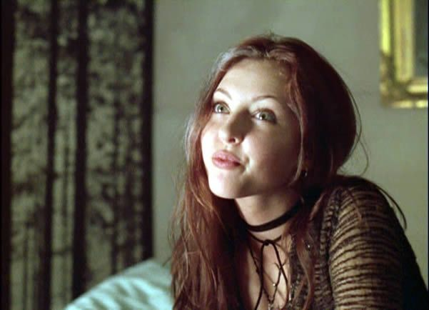 """Ginger Fitzgerald from the 2000 film """"Ginger Snaps,"""" played by Katharine Isabelle."""