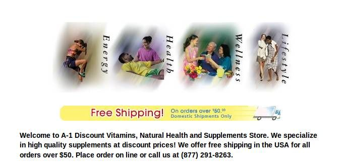 A1 Discount Vitamins offers alternative discount vitamins and health supplements like Graviola Soursop. Visit - http://www.a1dv.com/