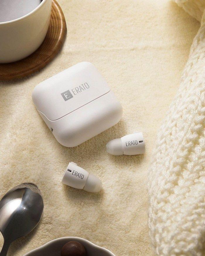 54b2541fd5e Erato Audio Apollo 7 True Wireless Bluetooth Wireless Earphones With  Charging Case
