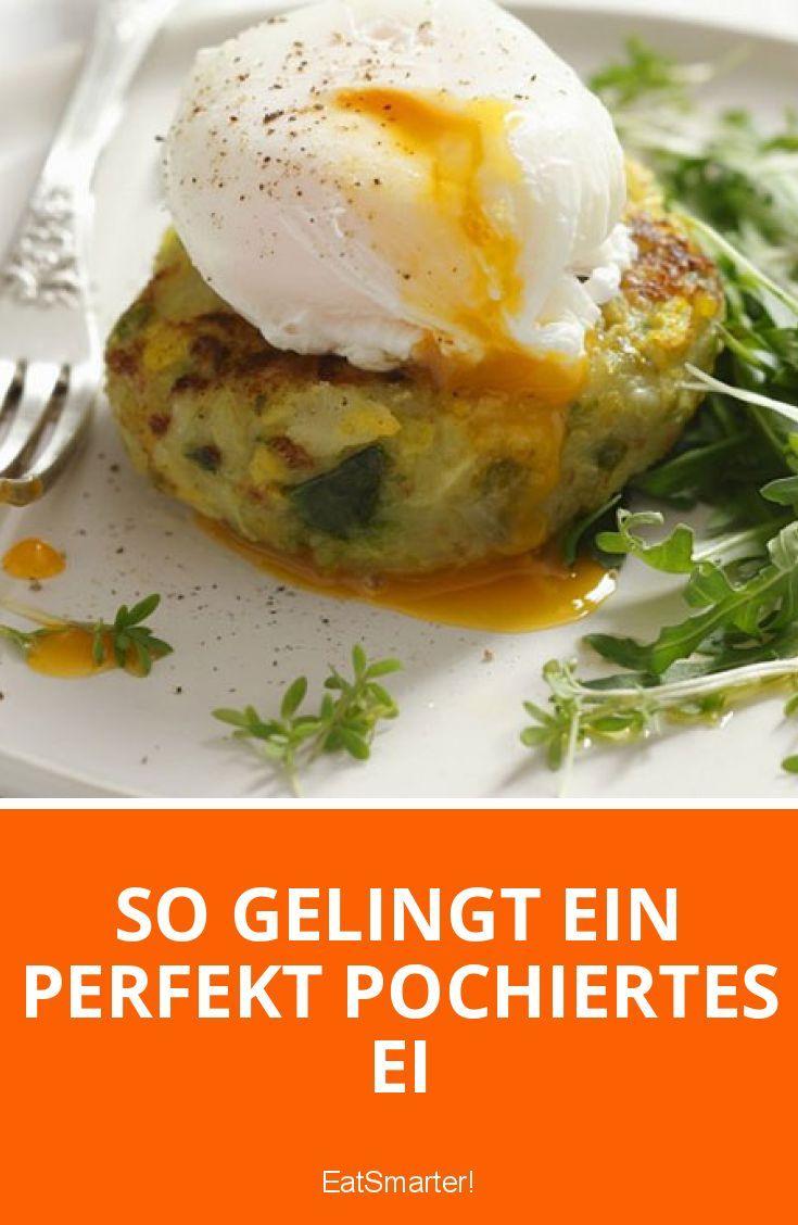 Du hast Lust auf ein perfekt pochiertes Ei? Wir zeigen dir, wie es geht!