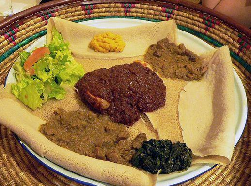Veja outras comidas típicas da Africa.