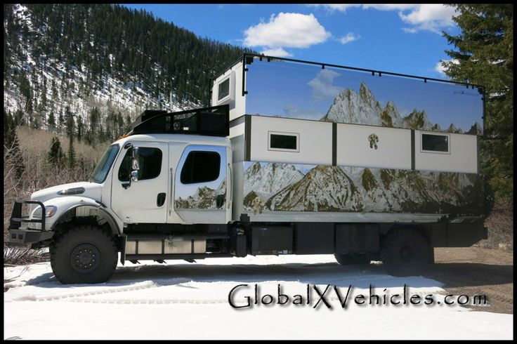25+ best ideas about Expedition vehicle on Pinterest ...