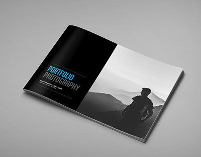 Best Photography Portfolio Template Images On Pinterest Albums - Photography portfolio template