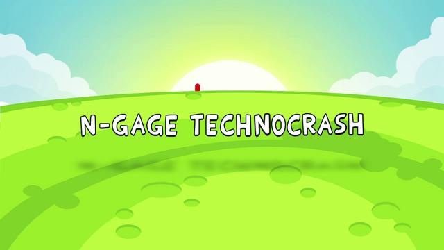 Angry Birds N-Gage Crash Test by Teeter-totter-tam Animation. Remake of the most popular mobile game.