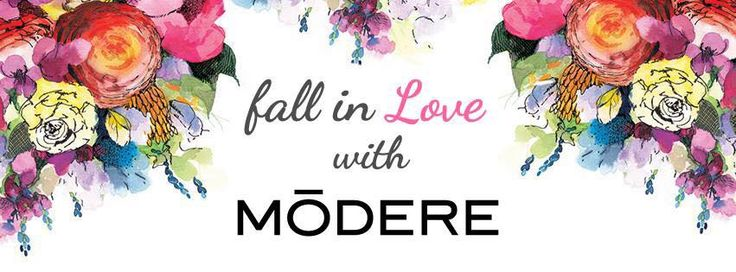 Natural products created by Nature. Crafted by  Modere.