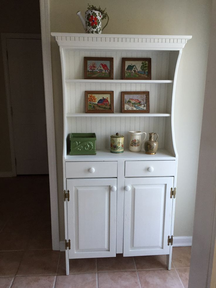 """Valspar Chalky Paint In """"Her Dainties"""" Sealed With One"""