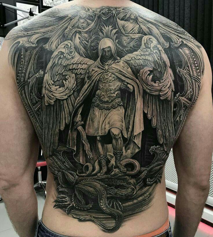 картинки тату на всю спину сожалению