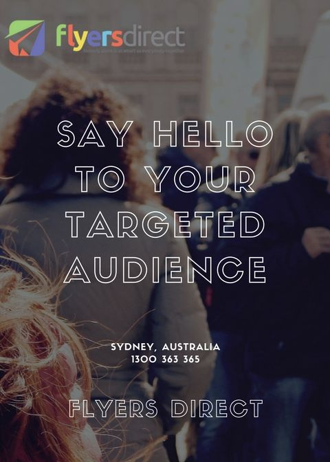 Say hello to your target audience in the most unusual and awesome ways through Flyer Distribution, Letterbox delivery, brochure distribution, leaflets and pamphlets drops created creatively by Flyers Direct.