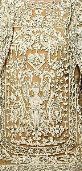 Antique | French Lace