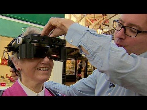 BBC Learning English: Video Words in the News: Camera glasses (18th June 2014) - YouTube
