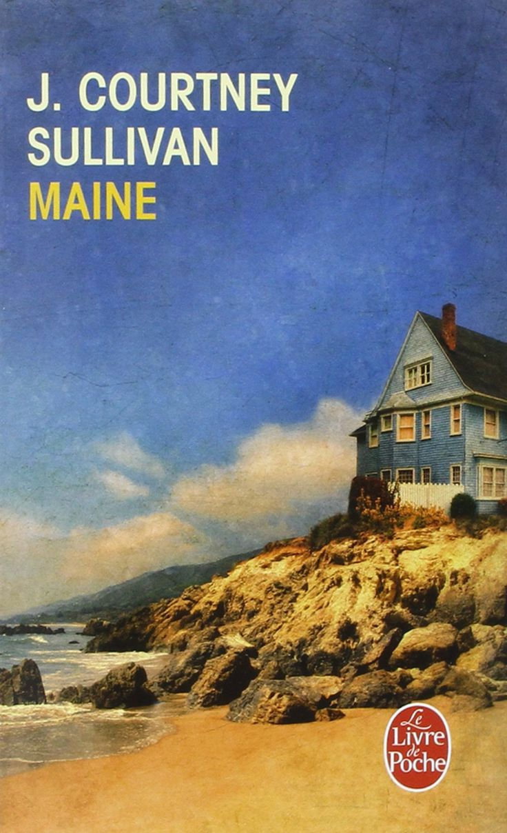 Amazon.fr - Maine - J. Courtney Sullivan - Livres