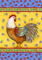 79 best Rooster Decor images on Pinterest | Chicken art, Roosters ...