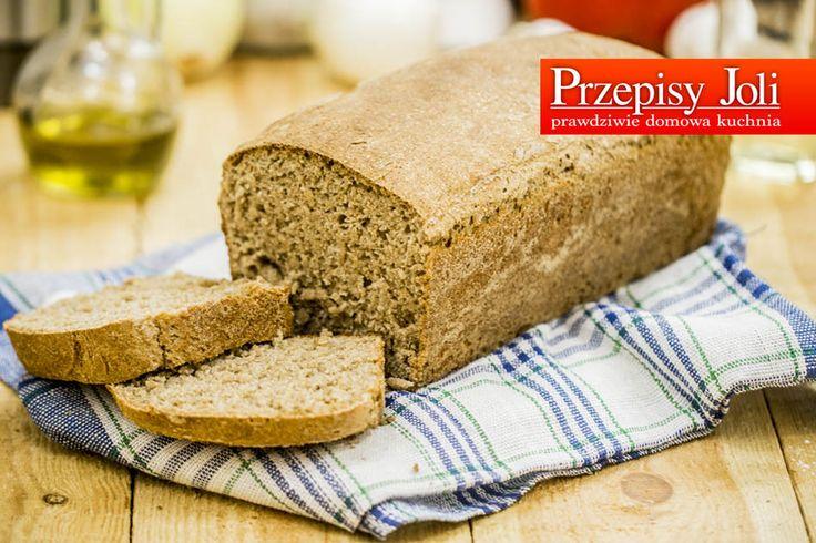 ŁATWY CHLEB GRAHAM - prawdziwy dom przynajmniej raz na jakiś czas pachnie chlebem :) Gdy raz upieczecie chleb w domu na pewno będziecie to robić częściej :)