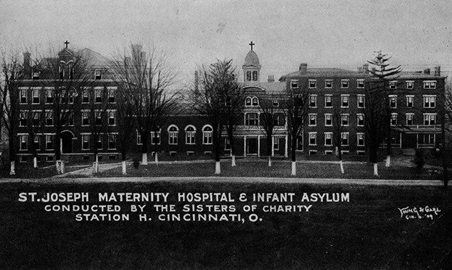 St Joseph Maternity Hos In 1954 A Woman Was Tricked Into Signing Adoption Papers Cincinnati Ohio Maternity Hospital Cincinnati Maternity
